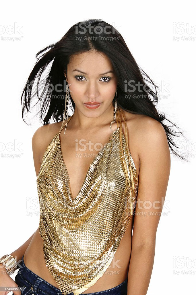 Stunning Beauty stock photo
