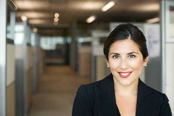 Stunning Executive Woman stock photo