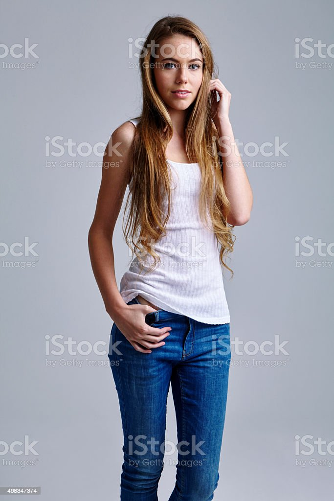 Stunning in any style royalty-free stock photo