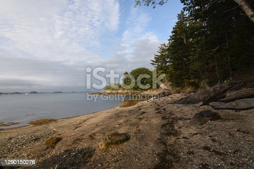 istock Stunning Scenic Views of Coastal Maine 1290150276