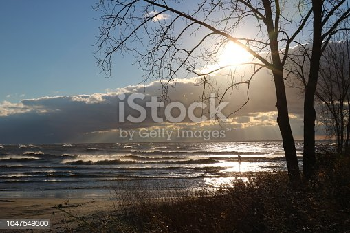 854222674istockphoto Stunning views of Lake Erie: Port Stanley Ontario Canada: 1047549300