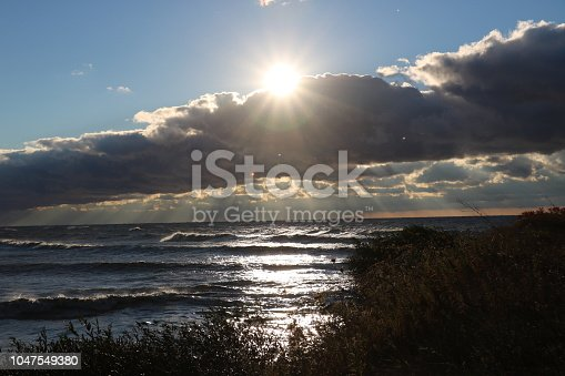 854222674istockphoto Stunning views of Lake Erie: Port Stanley Ontario Canada: 1047549380