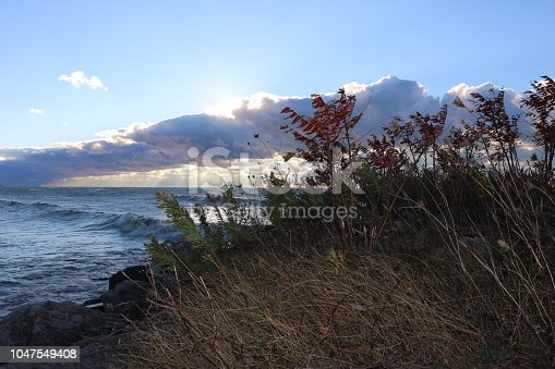 854222674istockphoto Stunning views of Lake Erie: Port Stanley Ontario Canada: 1047549408