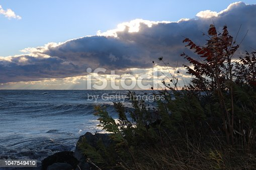 854222674istockphoto Stunning views of Lake Erie: Port Stanley Ontario Canada: 1047549410