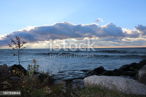 854222674istockphoto Stunning views of Lake Erie: Port Stanley Ontario Canada: 1047549444