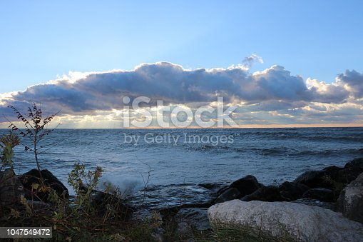 854222674istockphoto Stunning views of Lake Erie: Port Stanley Ontario Canada: 1047549472
