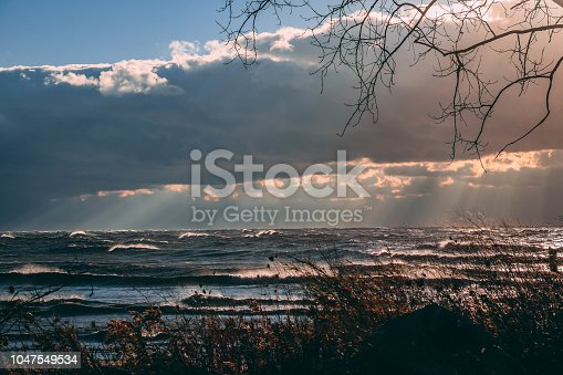 854222674istockphoto Stunning views of Lake Erie: Port Stanley Ontario Canada: 1047549534