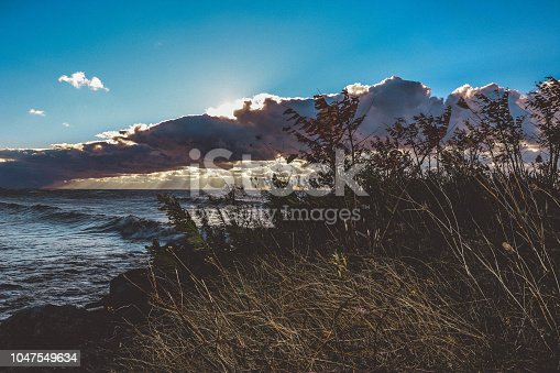 854222674istockphoto Stunning views of Lake Erie: Port Stanley Ontario Canada: 1047549634