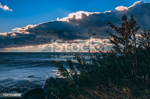 854222674istockphoto Stunning views of Lake Erie: Port Stanley Ontario Canada: 1047549656