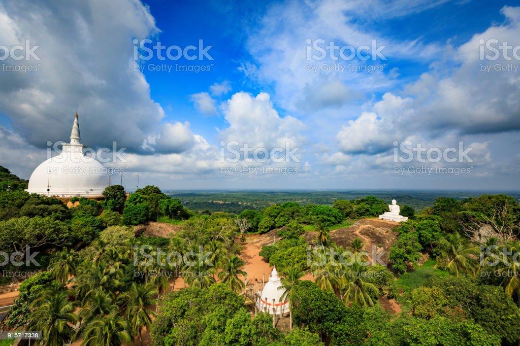 stupa de Mihintale - Photo