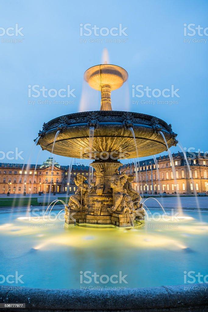 Stuttgart - Germany stock photo