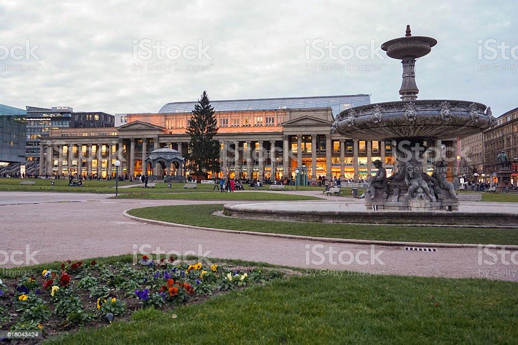 Stuttgart, Germany stock photo