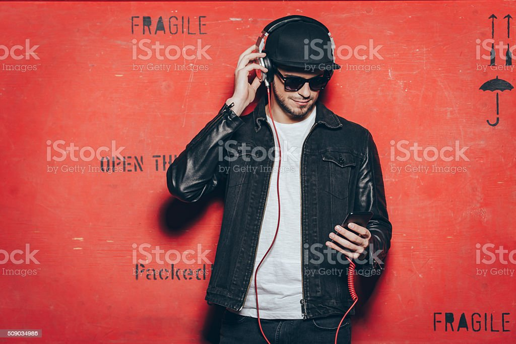 Style and music. stock photo