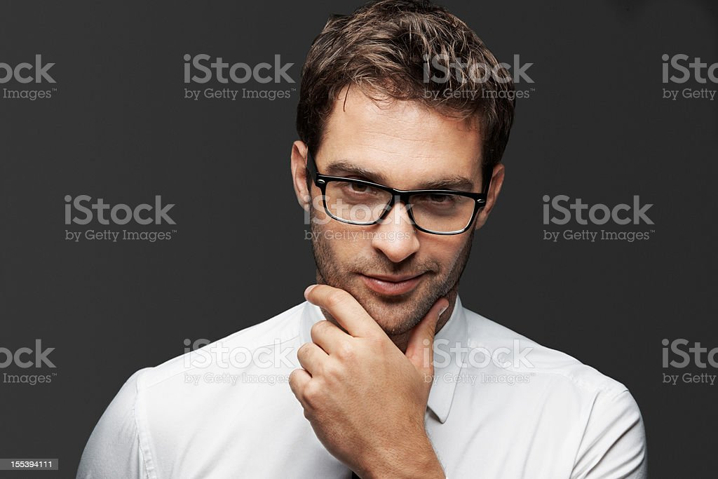 Style icon for today's professional stock photo