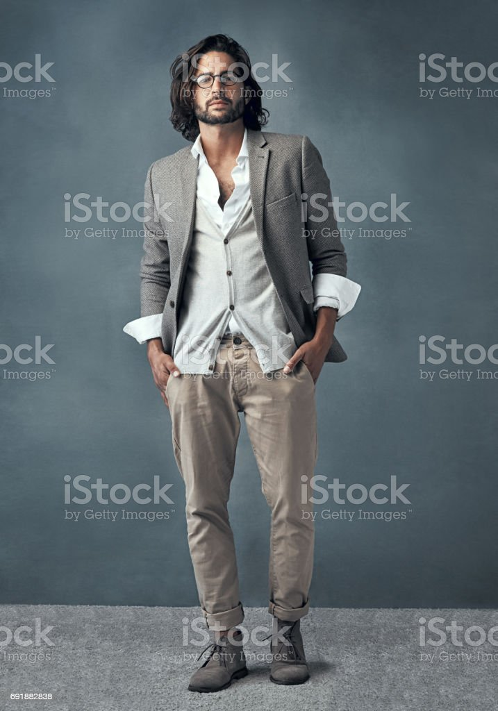 Style is a matter of choice stock photo