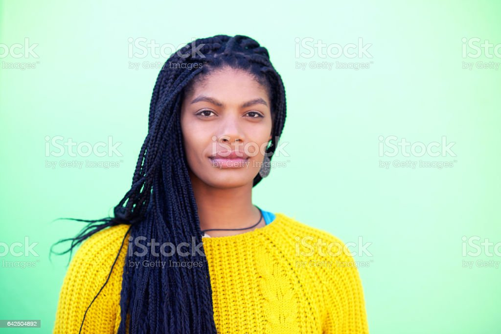 Style is being true to you stock photo