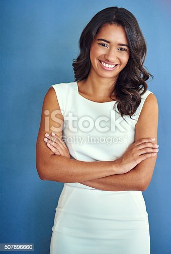 507896586istockphoto Style that matches her ambition 507896660