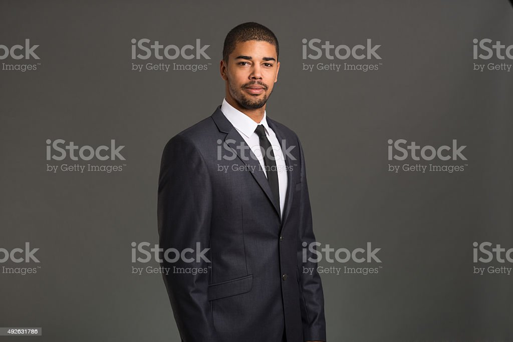 Styled for business stock photo