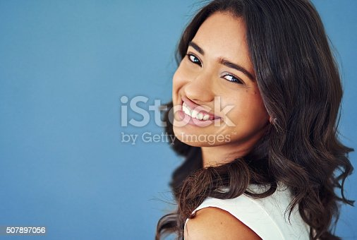 507896586istockphoto Styled with a smile 507897056