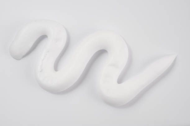 styling foam isolated - shaving cream stock pictures, royalty-free photos & images