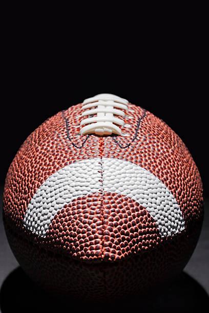 Stylish American Football stock photo