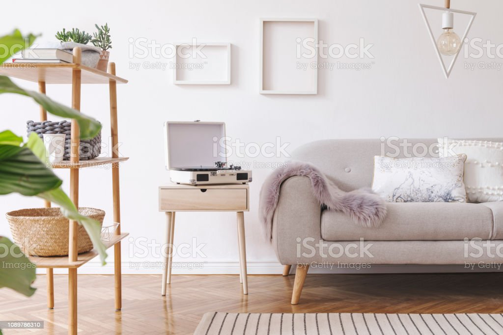 Magnificent Stylish And Cozy Scandinavian White Interior With Design Dailytribune Chair Design For Home Dailytribuneorg