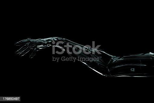 istock Stylish arm 176850497