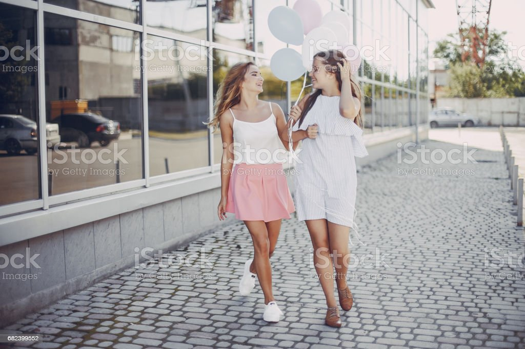 stylish Girl HD royalty-free stock photo