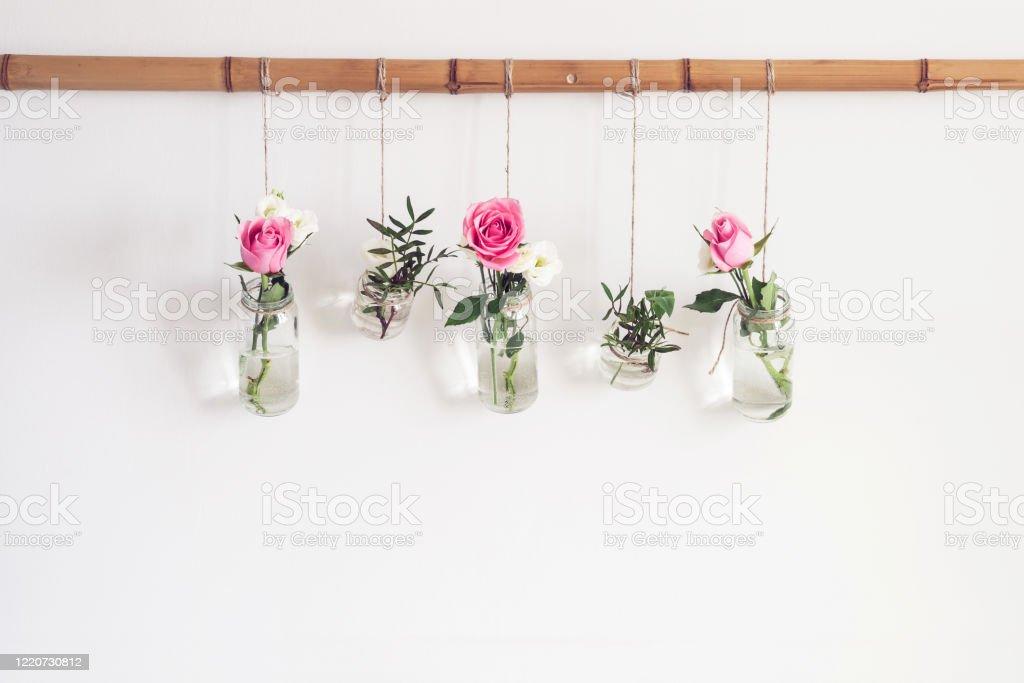 Holiday Wall Vase