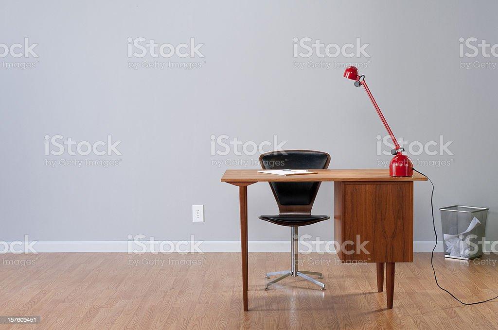 Stilvolle Home Office - Lizenzfrei Akademisches Lernen Stock-Foto