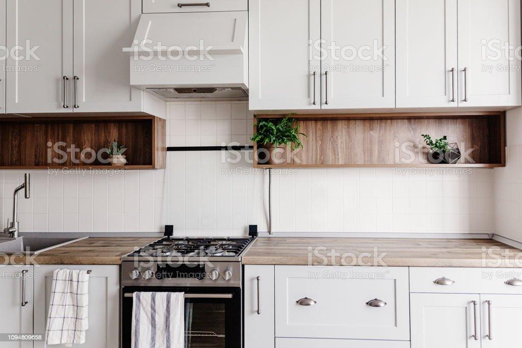 Cocina Con Estilo Diseño De Interiores Muebles De Cocina De ...