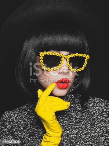 469211680 istock photo Stylish lady 469037908