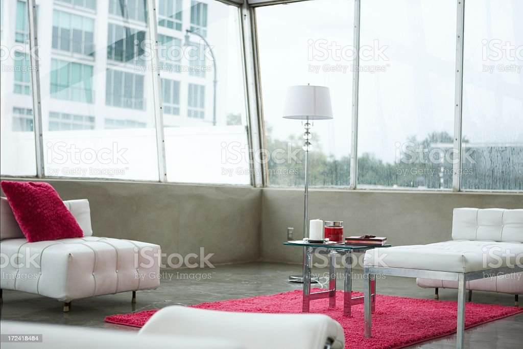 stylish livingroom royalty-free stock photo