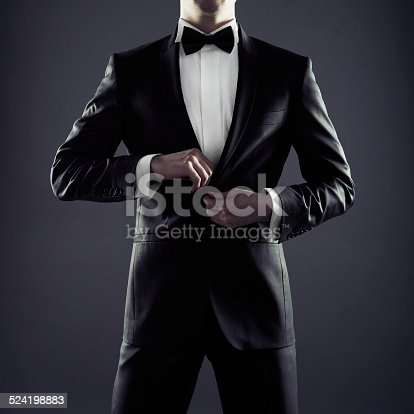 istock Stylish man 524198883