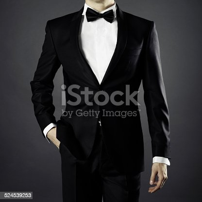 istock Stylish man 524539253