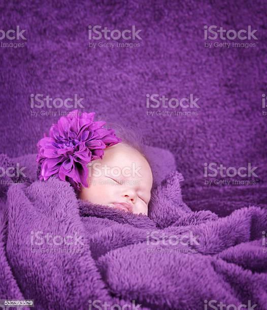 Photo of Stylish newborn girl