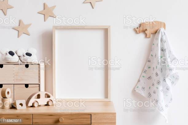 Stylish scandi childroom withwooden mock up photo frame wooden toys picture id1153825311?b=1&k=6&m=1153825311&s=612x612&h=0o5z7ueqsewkhh1g3o4mccdoudyk0wwnd2h6cwak8de=