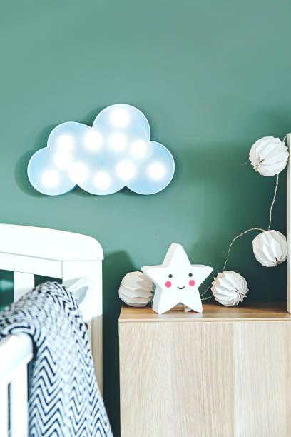 Stylish scandinavian newborn baby room with star blue cloud and lamps picture id979584786?b=1&k=6&m=979584786&s=612x612&w=0&h=eo3gqjljx4ls37pd4vp0hrixwvqghhibc1rk7b296ew=