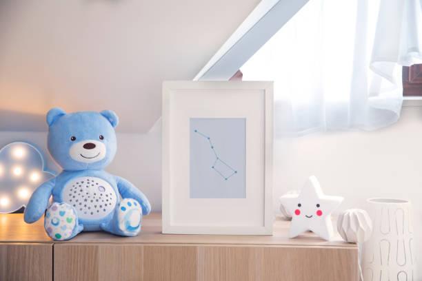 Stylish scandinavian newborn baby room with toys teddy bear cotton picture id979584788?b=1&k=6&m=979584788&s=612x612&w=0&h=amcsoyc4hju9t3l2 2qtbrhsllpy16v gs6xkcngr0u=