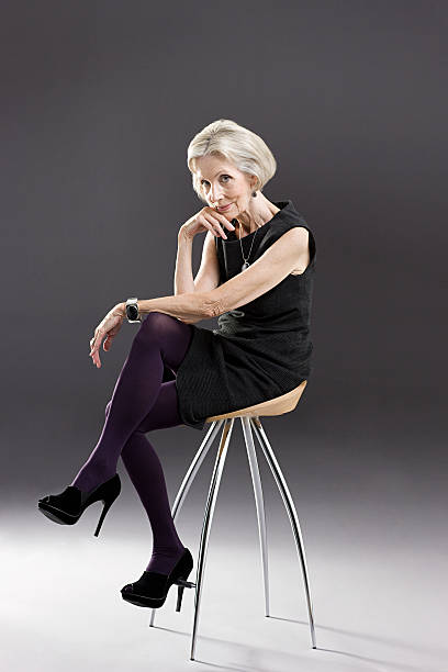 Best Old Women In Pantyhose Stock Photos, Pictures  Royalty-Free Images - Istock-7446