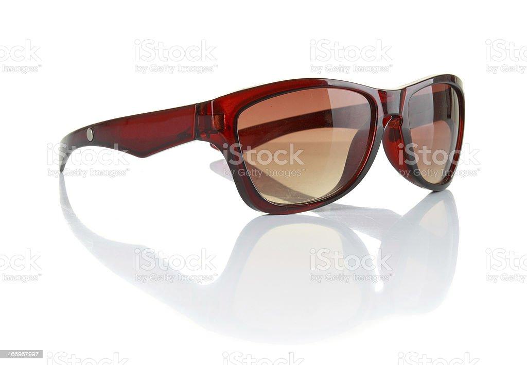 Stylish sunglasses royalty-free stock photo