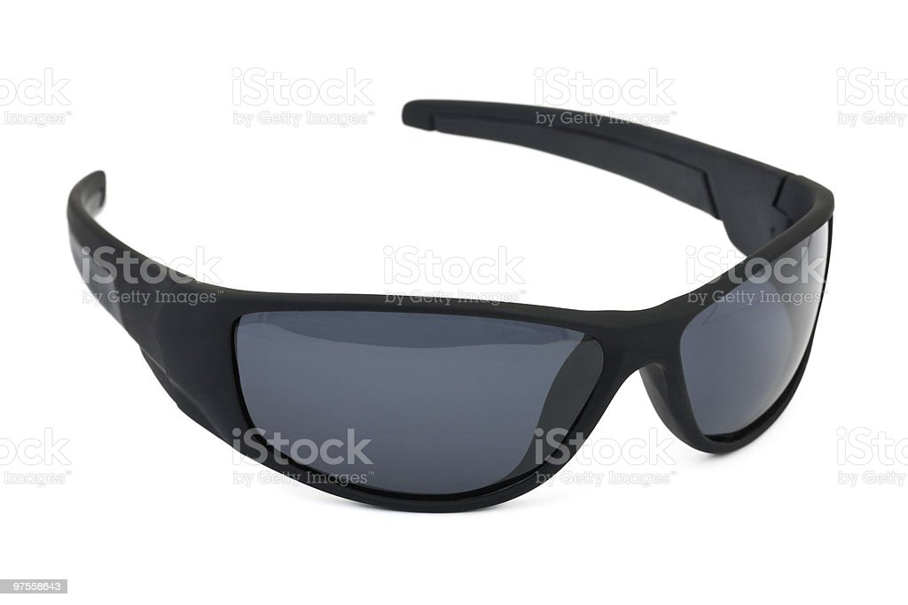 Stylish sunglasses royalty-free stock photo