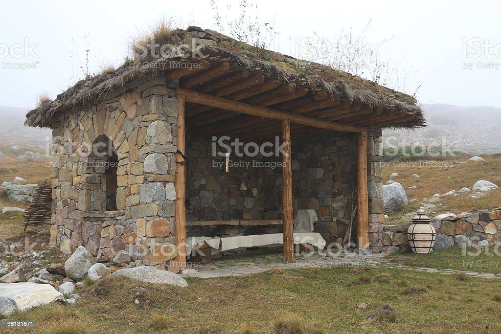 양식화된 백인종 arbor royalty-free 스톡 사진