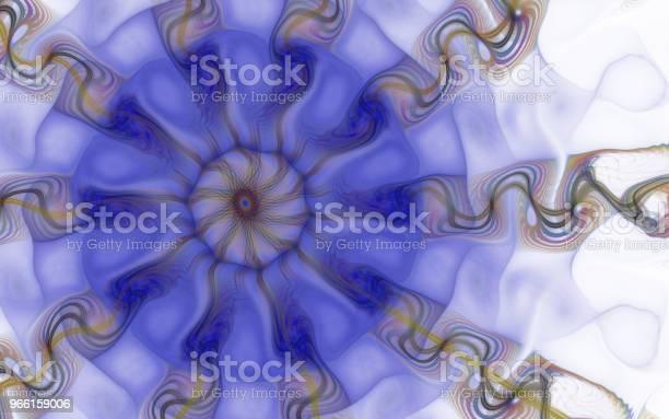 Gestileerde Beelden Van Bloemen En Kruisende Lijnen Van De Spiraal Abstract Ingezoomde Driehoek Cellen Achtergrond Afbeelding Geometrische Organische Vormen De Onzichtbare Wereld Stockfoto en meer beelden van Begrippen