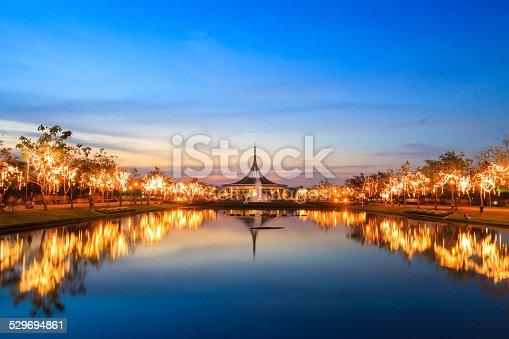 494377786istockphoto Suanluang RAMA IX Park 529694861