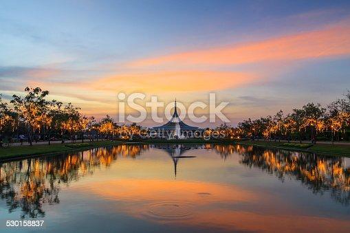 494377786istockphoto Suanluang RAMA IX Park 530158837