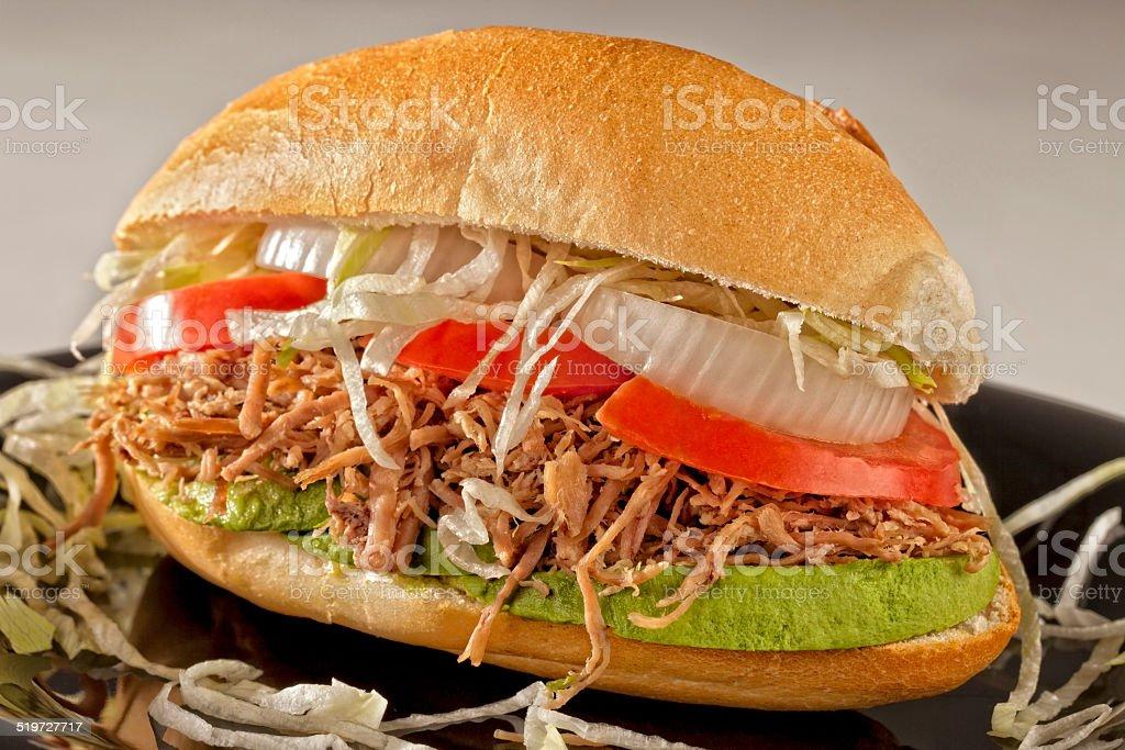 Sub Sandwich stock photo