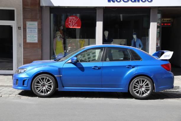 Subaru Impreza WRX – Foto