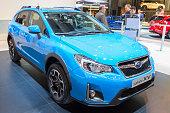 istock Subaru XV compact SUV 511534932