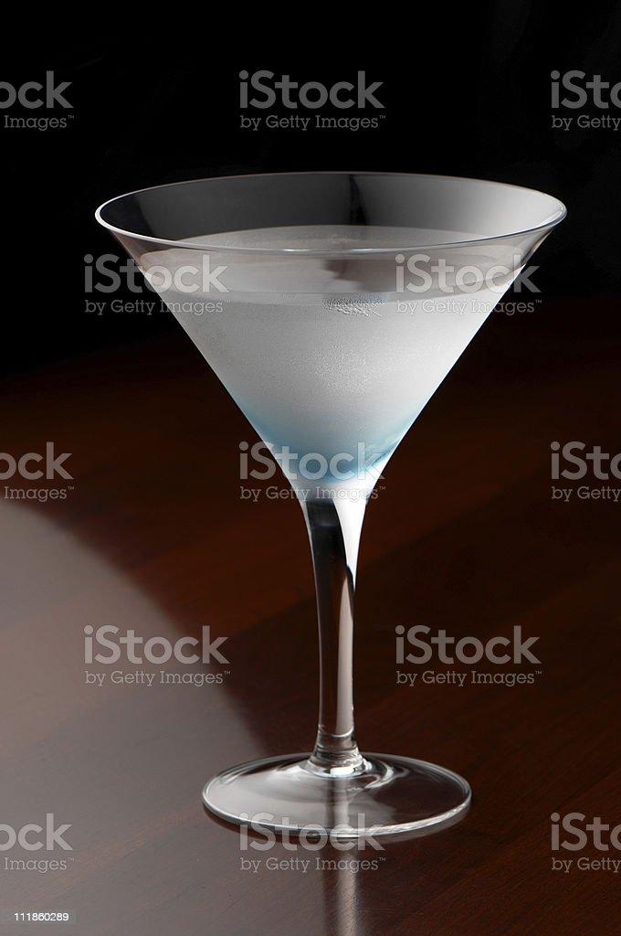Sublime Martini royalty-free stock photo